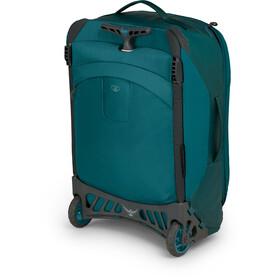 Osprey Rolling Transporter Carry-On 38 Travel Pack westwind teal